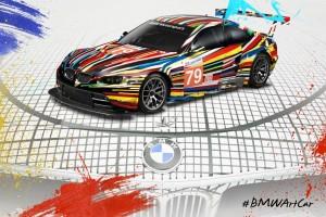 bmw art car 2015 announce 03