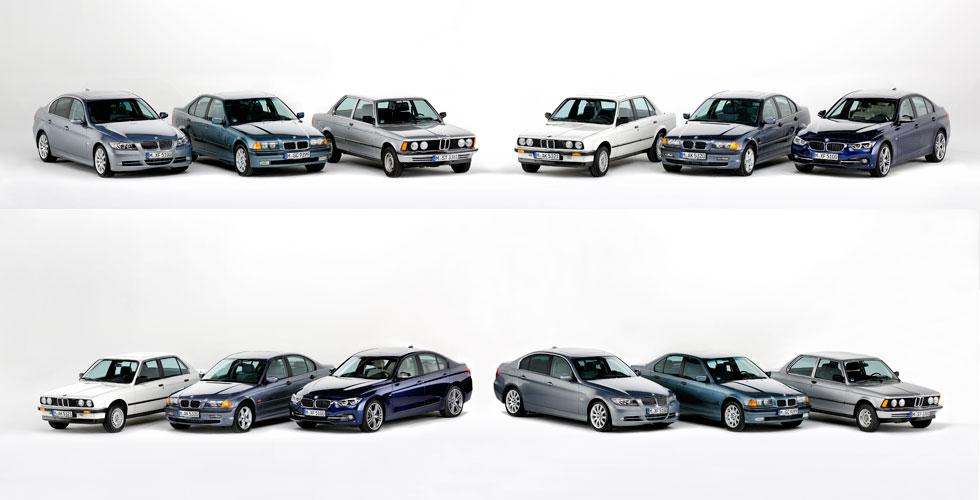 Darwinisme : BMW Série 3