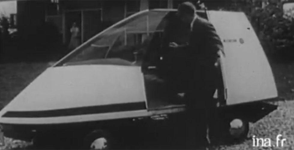 1969 : les airbags, les voitures électriques et automatiques