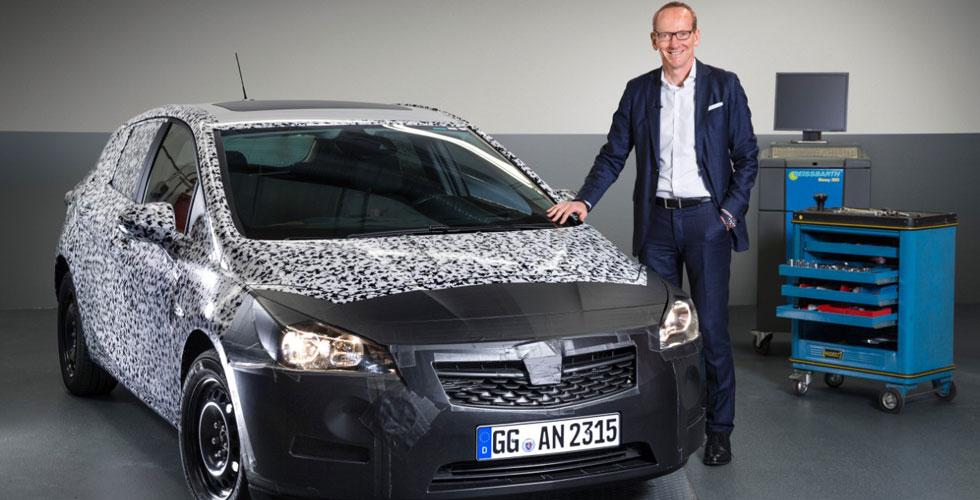 Nouveauté : Opel Astra