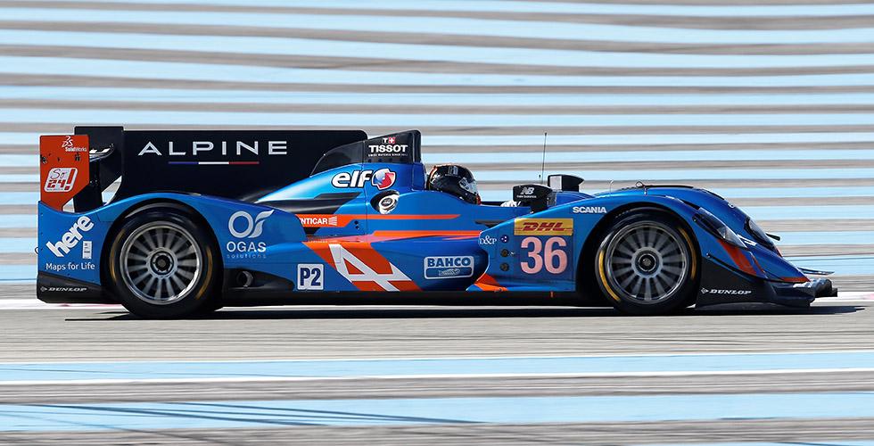 Alpine au Mans : le petit poucet français