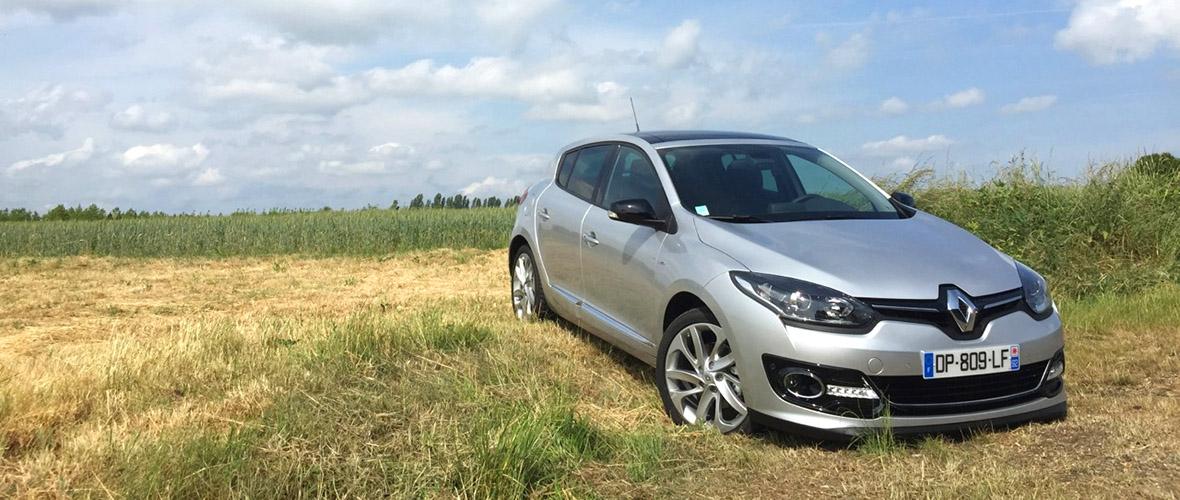 1000 kilomètres avec Renault Mégane 2.0 dCi 165 ch BVM6 Bose