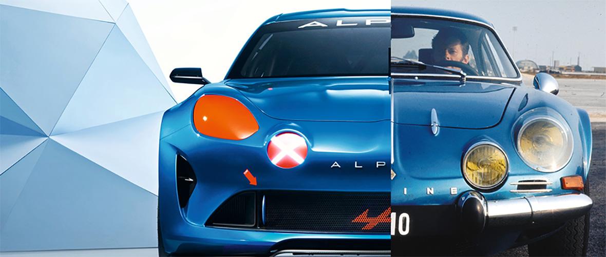 Alpine Célébration. Réelle héritière de l'A110 ?