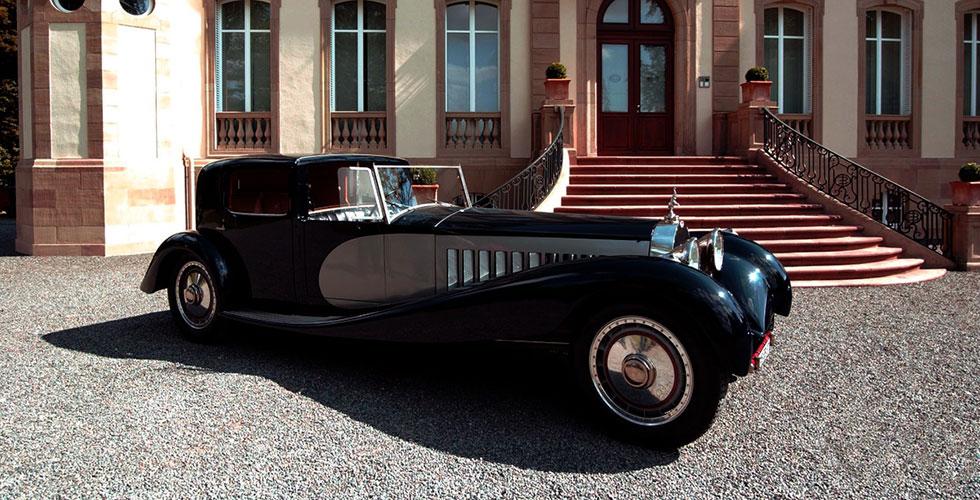 Bugatti Type 41 Royale : la revanche de Napoléon