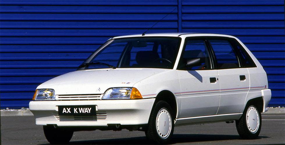FIAT pique K-Way à Citroën !