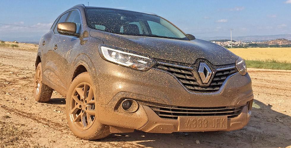 Renault Kadjar sur terre : «Ça ne passera jamais !»