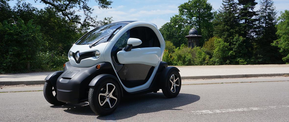 Essai Renault Twizy : quadricycle à plaisir