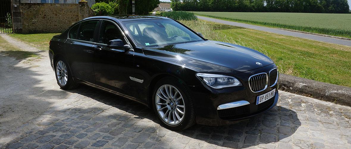 Essai BMW 740d : fin de carrière