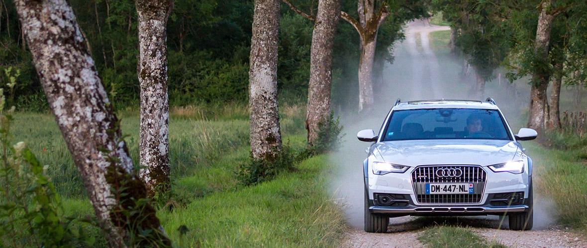 Essai Audi A6 Allroad : hashtag polyvalence.