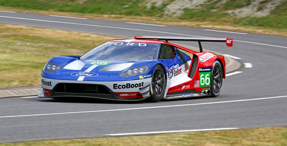 Publicité : Ford buzze avec Le Mans