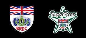 Logo BRDC Silverstone SuperStars