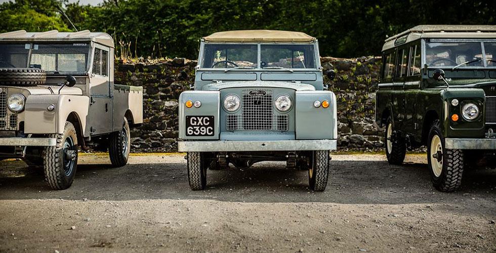 Les chiffres du Land Rover Defender