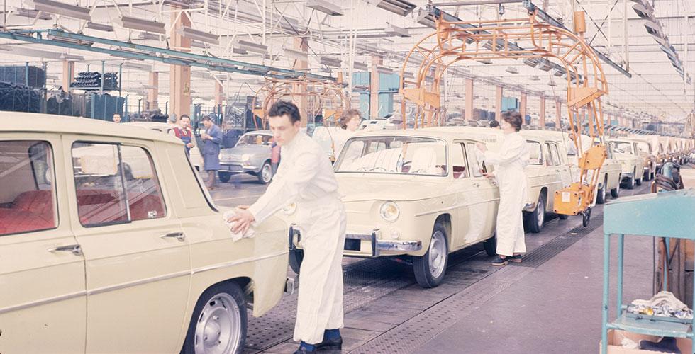 Trois semaines pour sauver la Renault 8 !