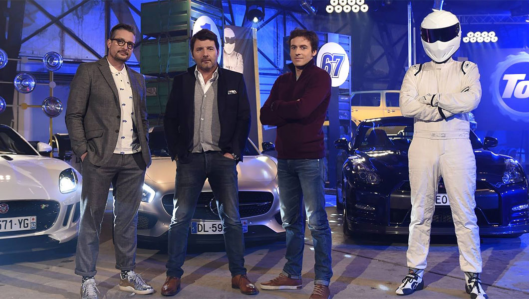 Top Gear France Saison 2 officialisé !
