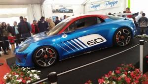 Alpine Celebration 60 ans Dieppe