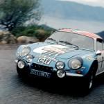 Alpine Renault A110 1800 - Jean-Luc Therier : Marcel Callawaert - Tour de Corse 1973 -
