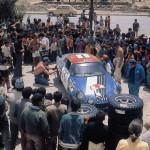 Alpine Renault A110 - Darniche - Rallye du Maroc 1973