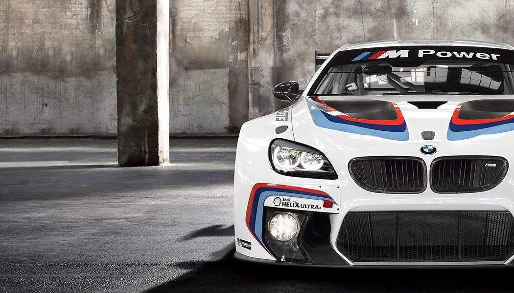 BMW M6 GT3 : presque GT1