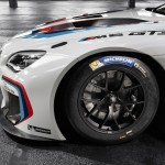 BMW M6 GT3, révélée lors du Salon IAA de Francfort 2015.