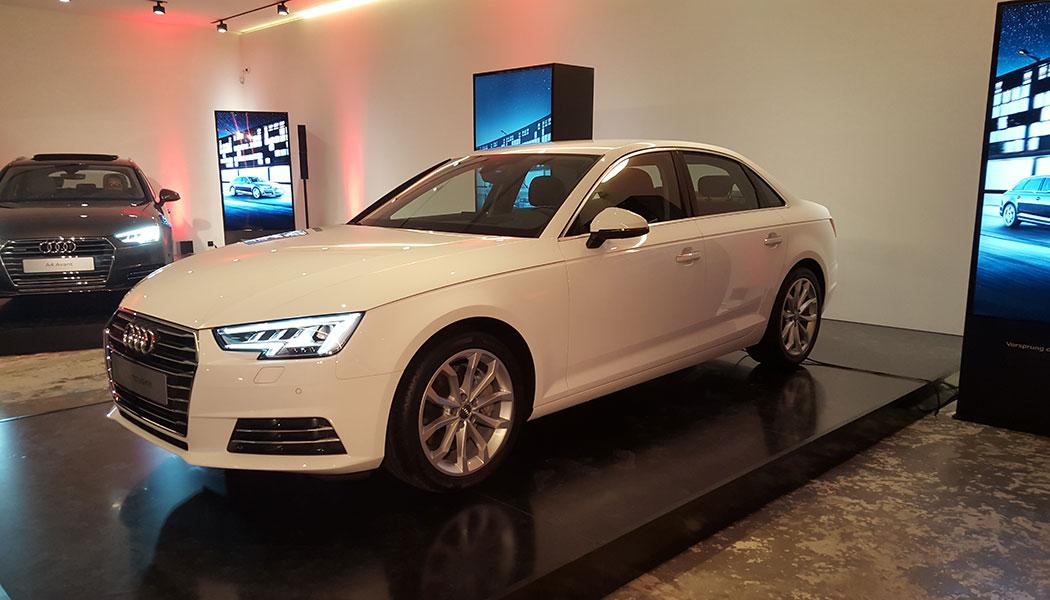 Contact : Audi A4