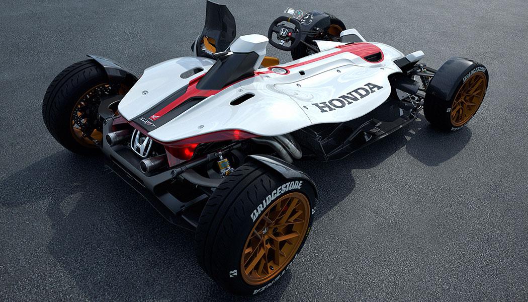Honda redevient Honda avec le Project 2&4 !