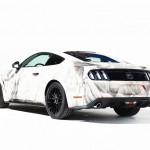 Ford Mustang ArtCar Noe Duchaufour Lawrance