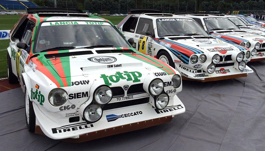 Rally Legend : glorieux retour vers le passé