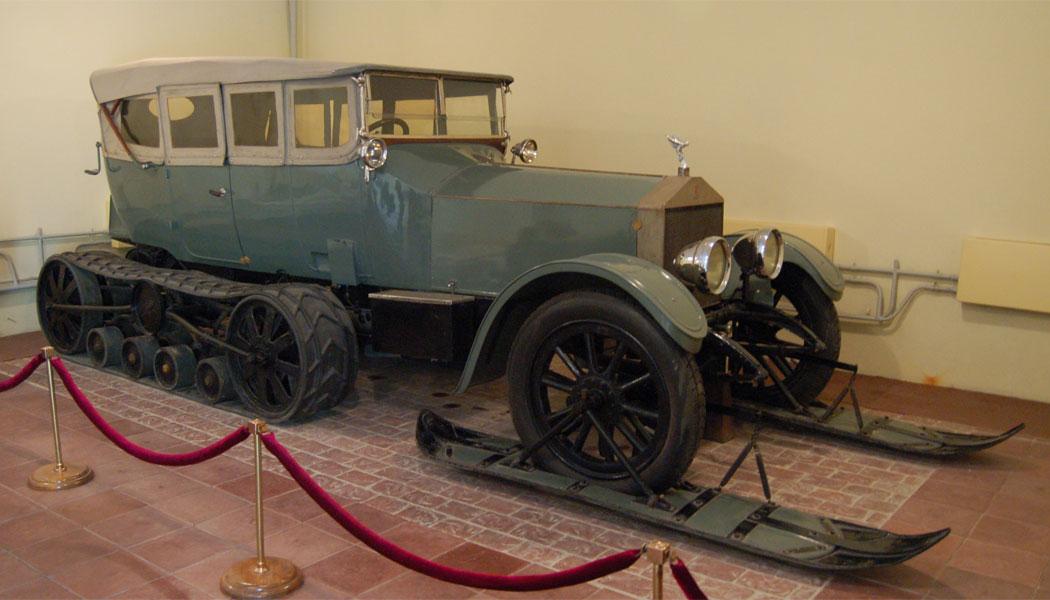 La Rolls-Royce de Lénine