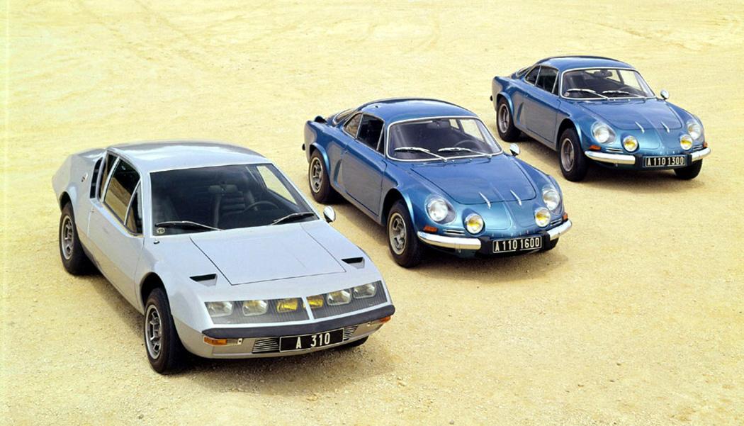 Alpine, nouvelle marque prestige du groupe Renault ?