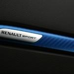 Renault Megane GT 2016 - Photo intérieur, baguette sur tableau de bord