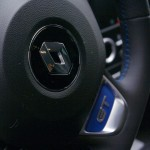Renault Megane GT 2016 - Photo intérieur, volant