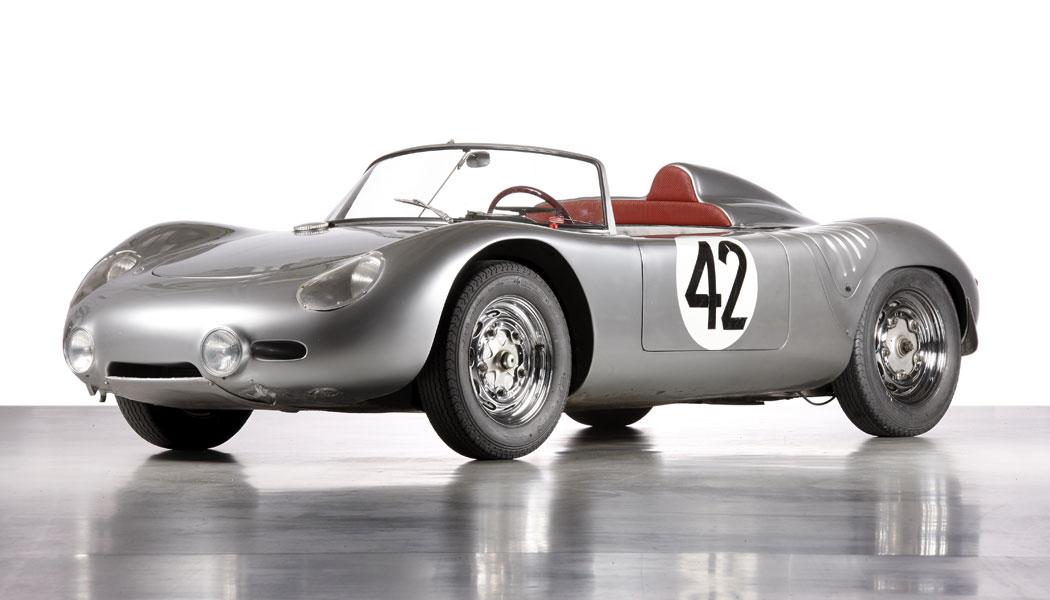 Porsche change le nom de ses modèles!