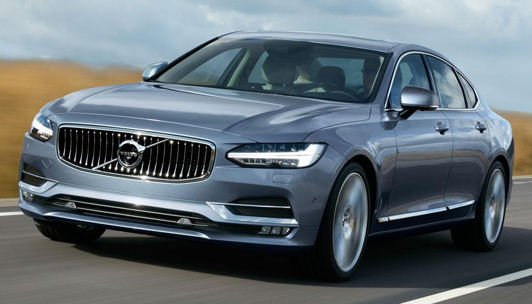 Nouveauté : Volvo S90