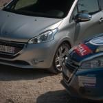 Peugeot 208 GTI Peugeot 208 R2 - Photo : Maxence Pierre / Inside Motorsport