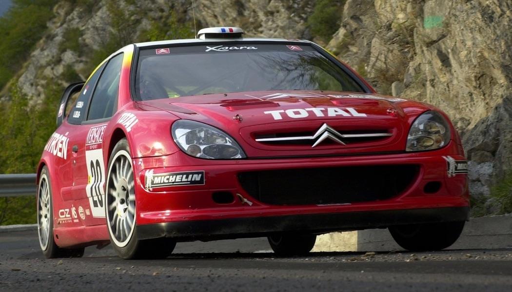 Le premier scratch de Sébastien Loeb