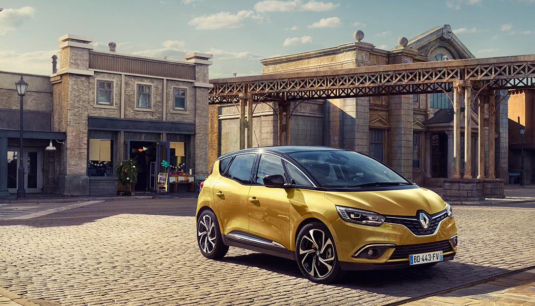 A la hâte (encore!), Renault révèle son Scenic
