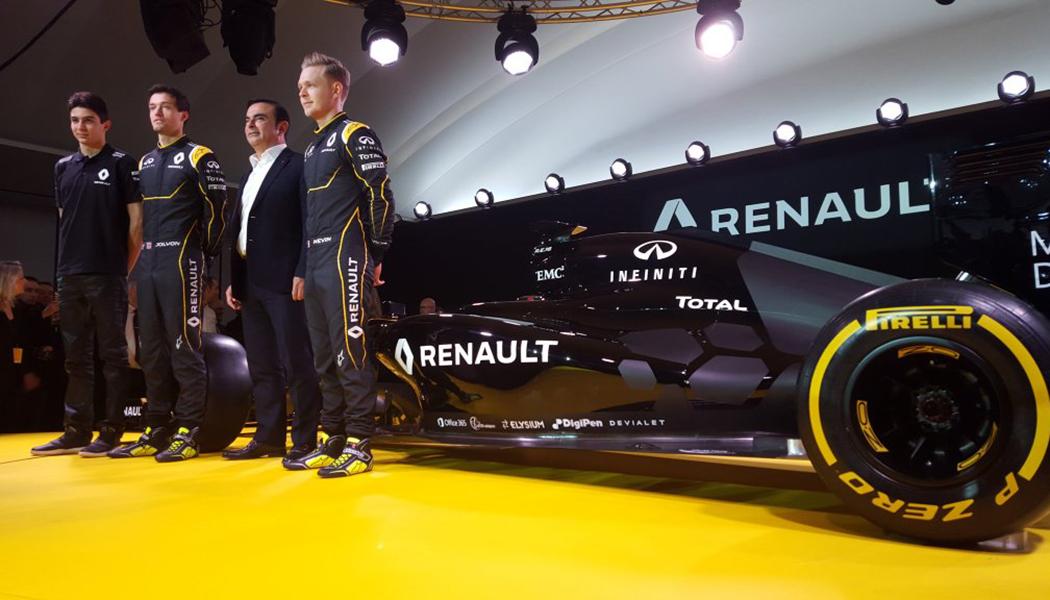F1, racing et série : 2016 ou le renouveau de Renault Sport