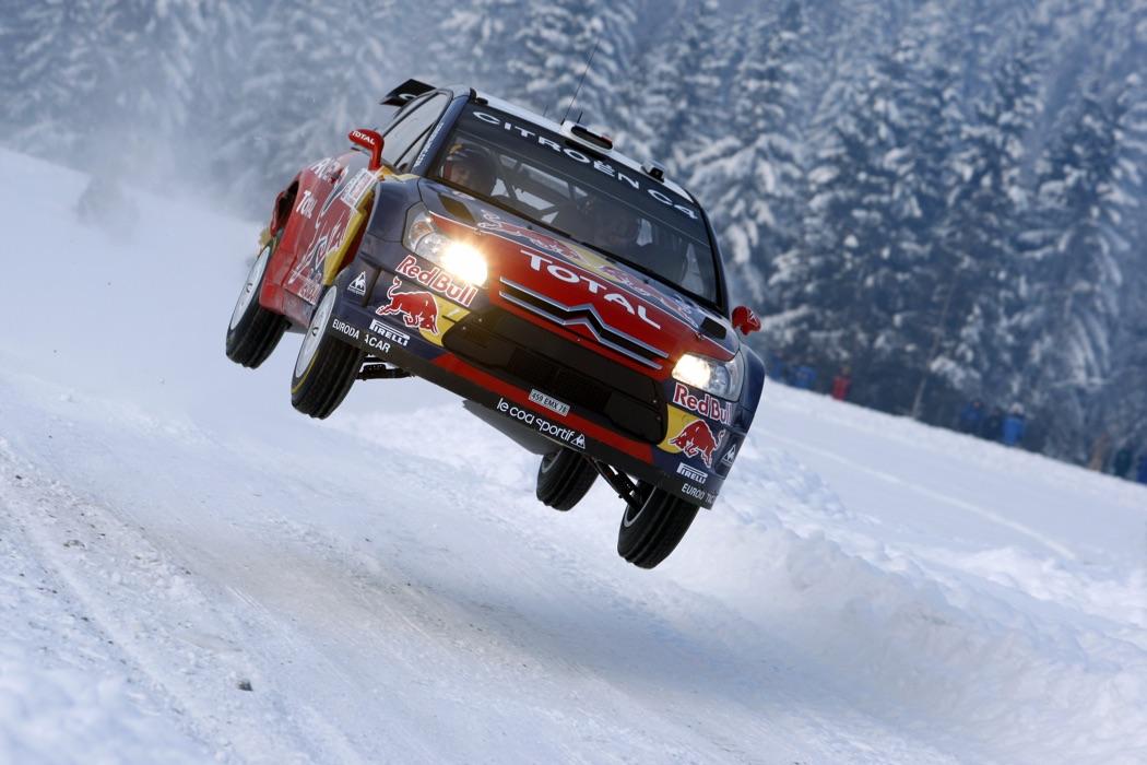 Quand Sébastien Loeb s'étonne lui-même !
