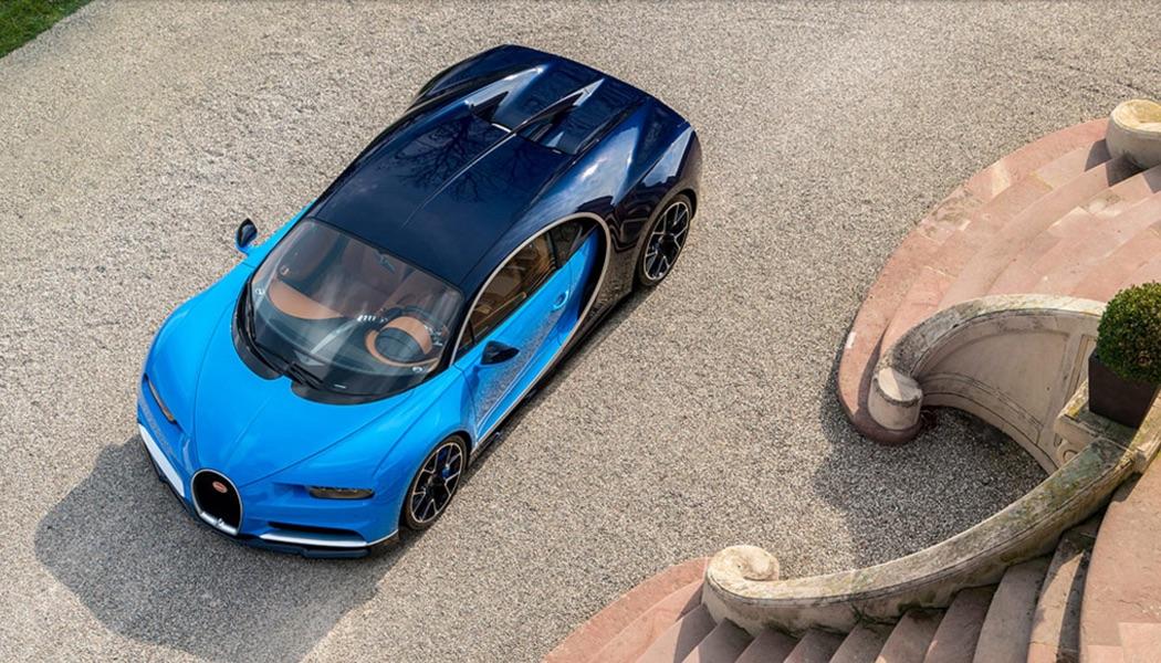 Bugatti Chiron: Extrême limite!