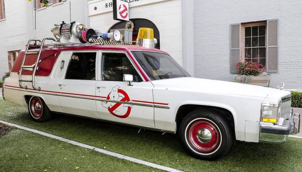 Ghostbusters : It's a Cadillac!