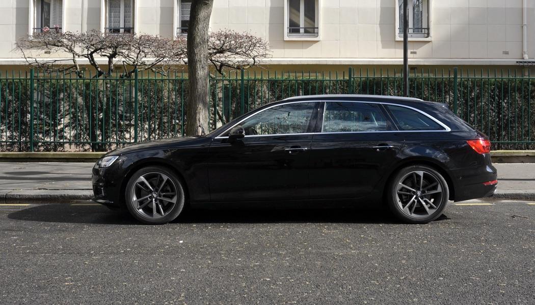 Essai Audi A4 Avant: 4 étoiles
