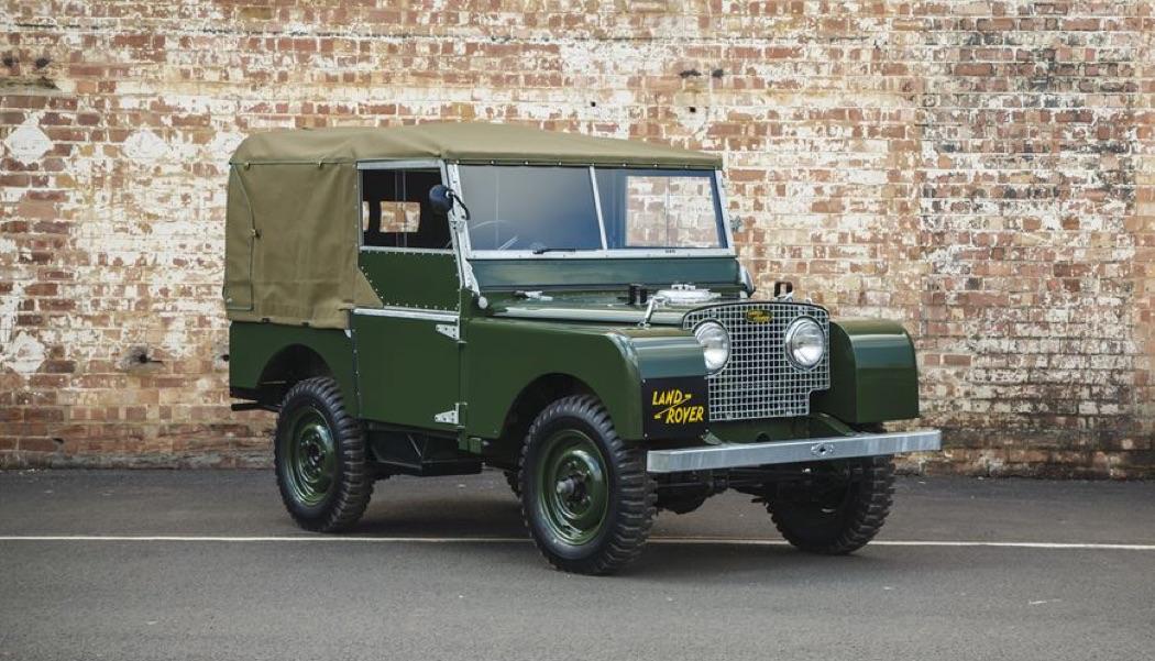 Comment acheter un Land Rover Serie I neuf?