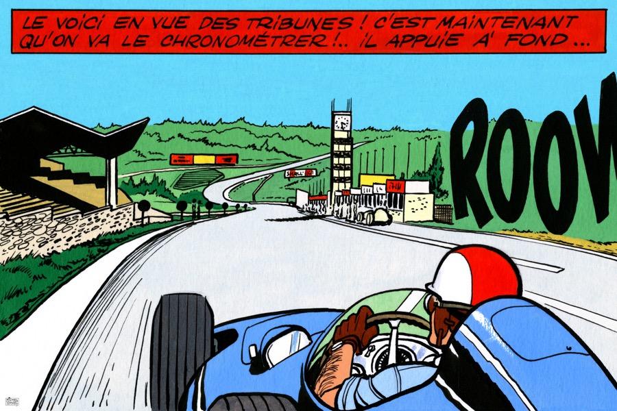 Rendez-vous au Mans et à Francorchamps!