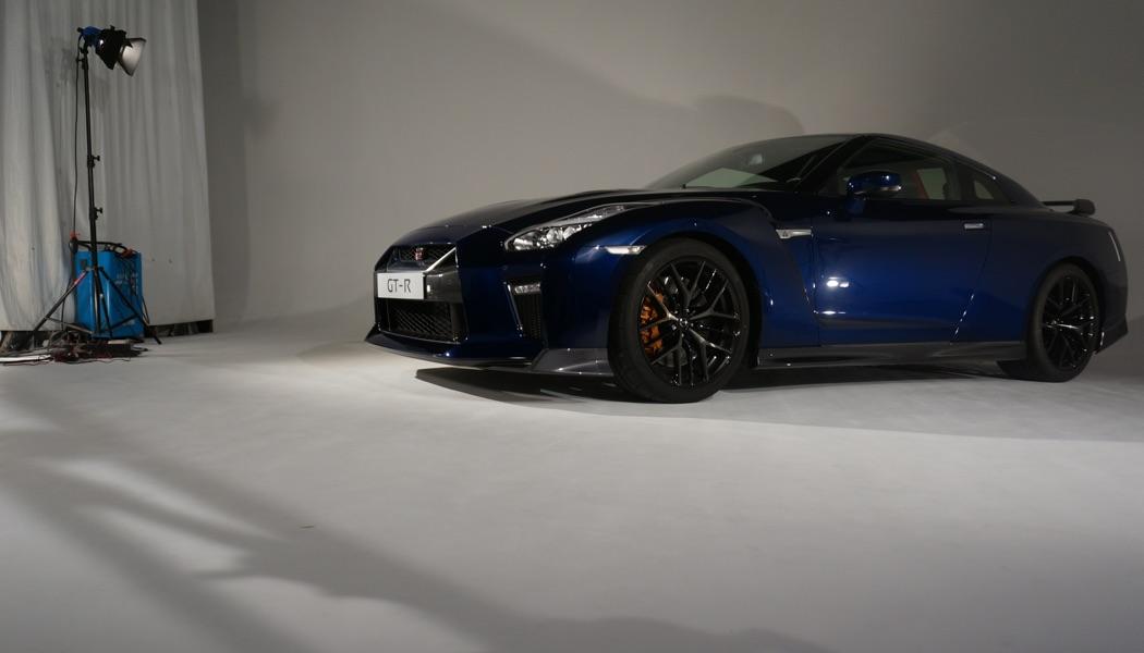Nissan GT-R: volcan prêt à s'éveiller