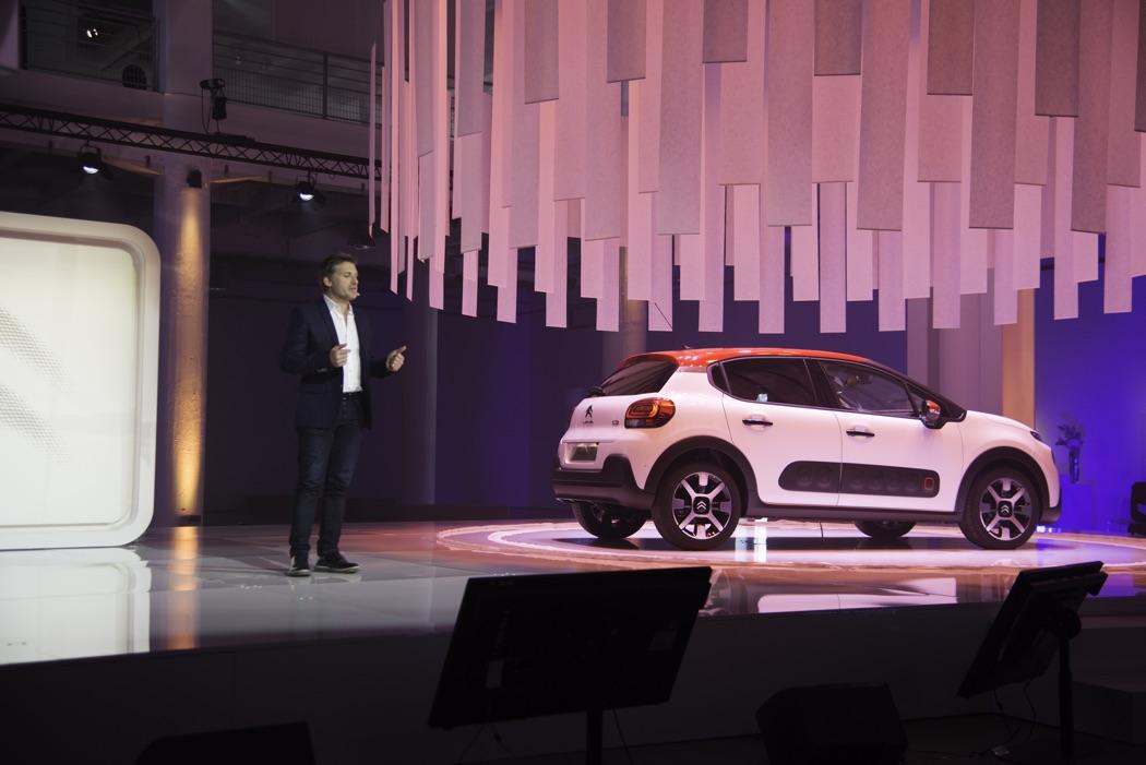 Nouvelle Citroën C3: tête-à-tête avec Alexandre Malval