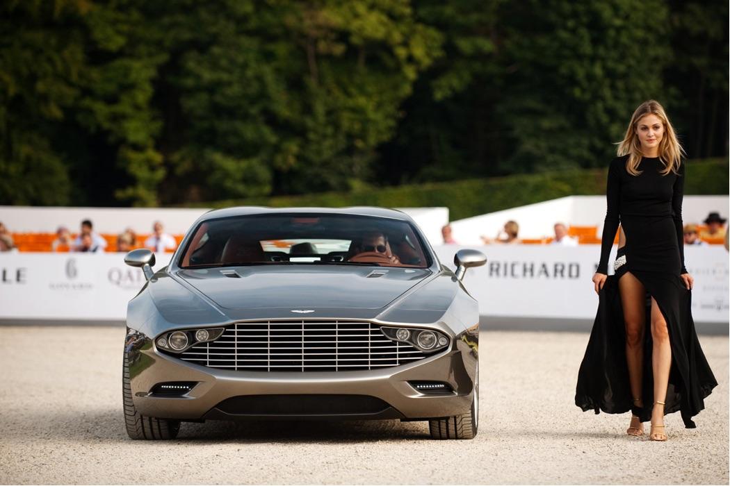 Huit candidats pour le Concours d'Elegance de Chantilly