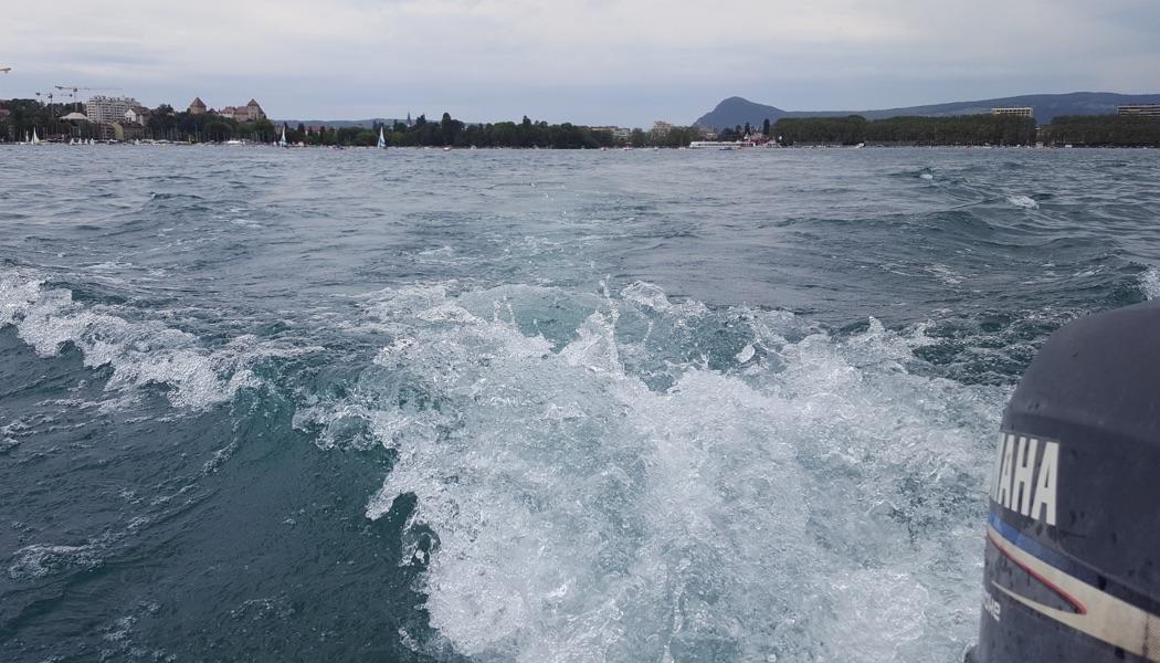 Aquaplaning permanent