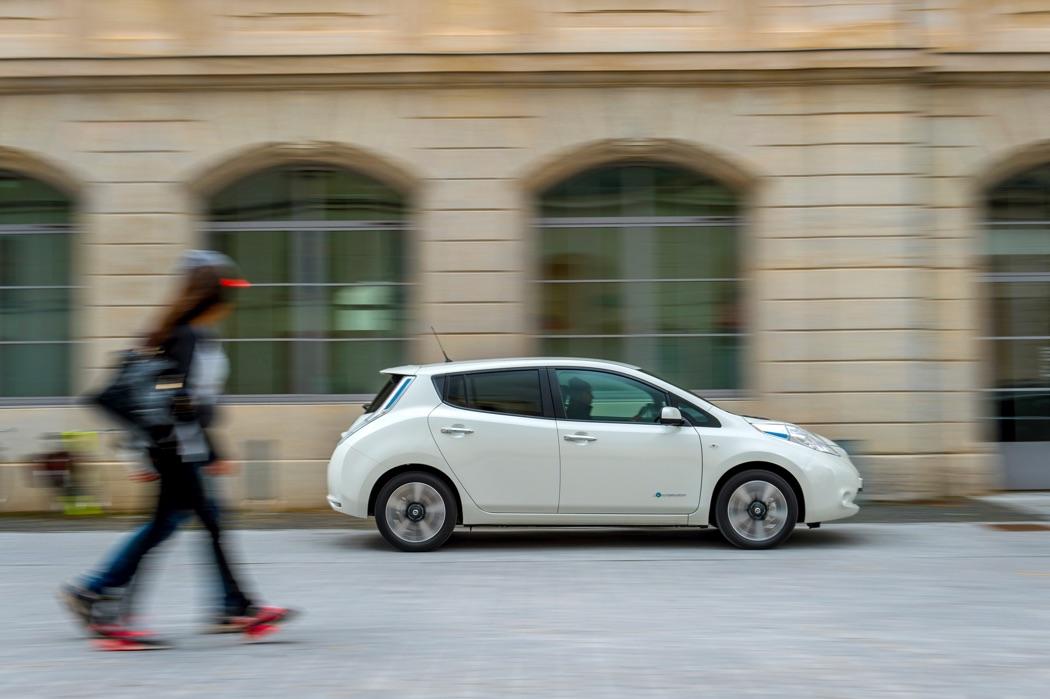 Essai Nissan Leaf: deux mois sans vibration
