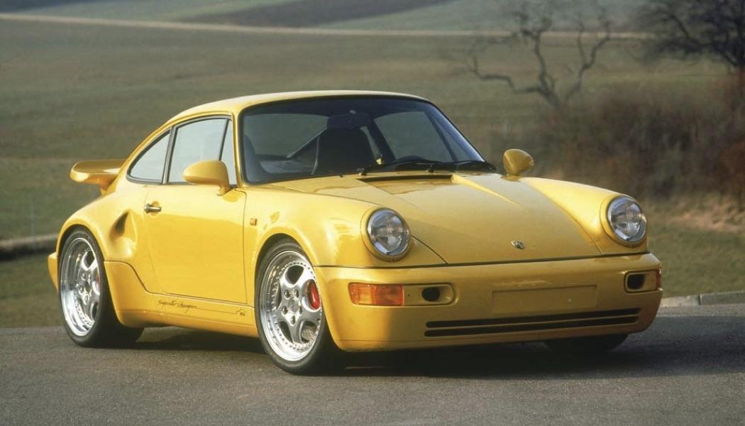 La Porsche 911 comme objet de motivation
