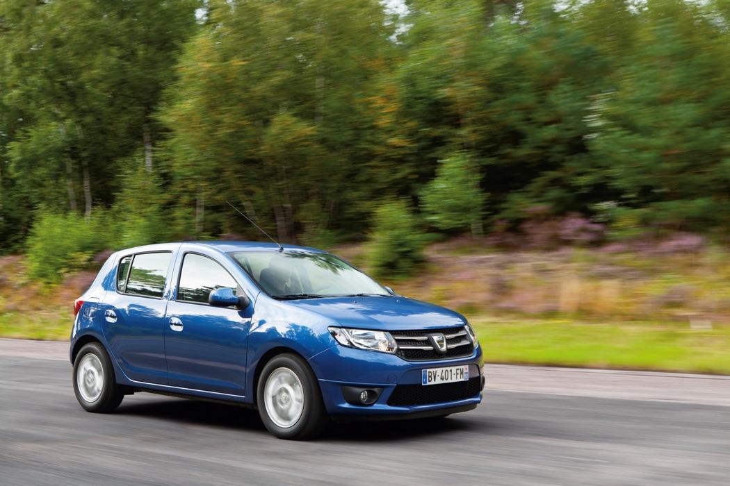 La naissance de la Renault Sandero